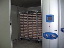 Инкубационный шкаф jamesway