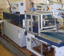 конвейерный упаковщик lsa-504h