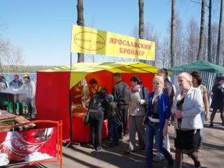 Праздник Победы в Рыбинске
