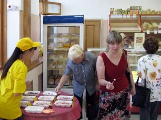 Открытие нового магазина Ярославский бройлер г. Рыбинск