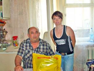 Благотворительность Июль 2010 года