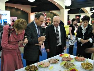 Четвертый фестиваль Мир Вкуса в ЦЛС «Демино»