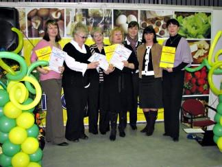Выставка ПРОДЭКСПО 2010