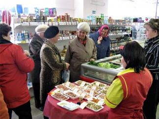 Открылся магазин в городе Весьегонск